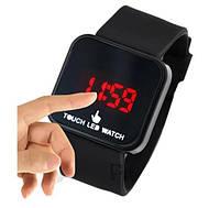 Сенсорные часы Led touch watch