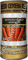 Семена моркови «Боярыня» 500 г, инкрустированные (Агромакси)