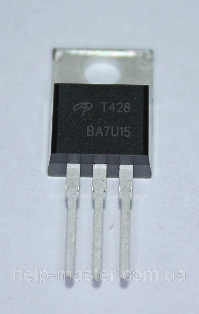 Транзистор AOT428