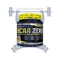 BioTech BCAA Zero 360 g БЦАА Аминокислоты для тренировок
