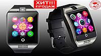 Умные часы Smart Watch Q18. Смарт часы нового поколения. Хит 2017
