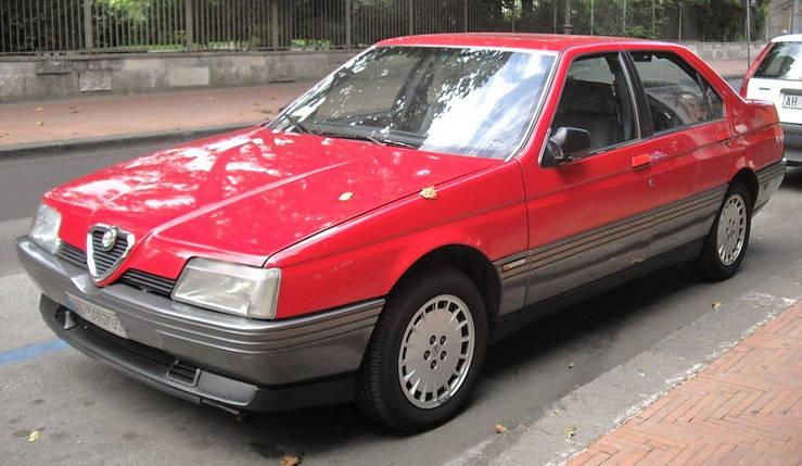 Лобовое стекло Alfa Romeo 164 (Седан) (1988-1997), фото 2