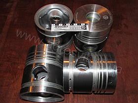 Поршень Д-240, Д-65 (2 маслосъемных) комплект 4 шт., кат. № С