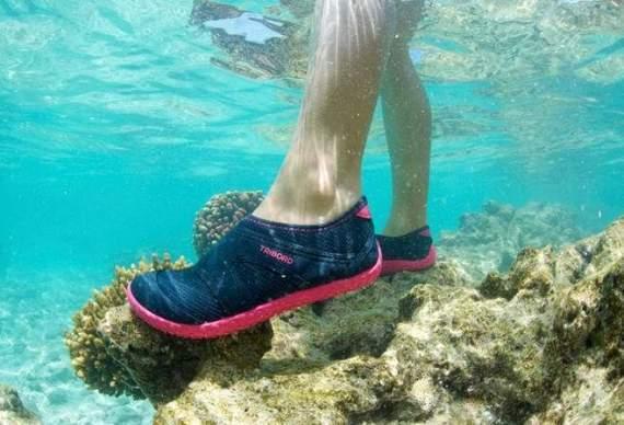 Аквашузы (коралловые тапочки)