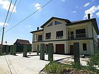 Строительство дома дуплекс Гатное