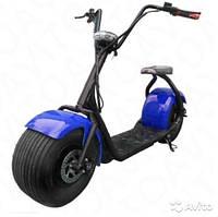 Электробайк Sity Coco 1000W 60V синий