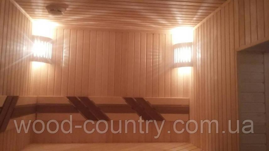 Вагонка деревянная липа 77,0 мм. высший сорт