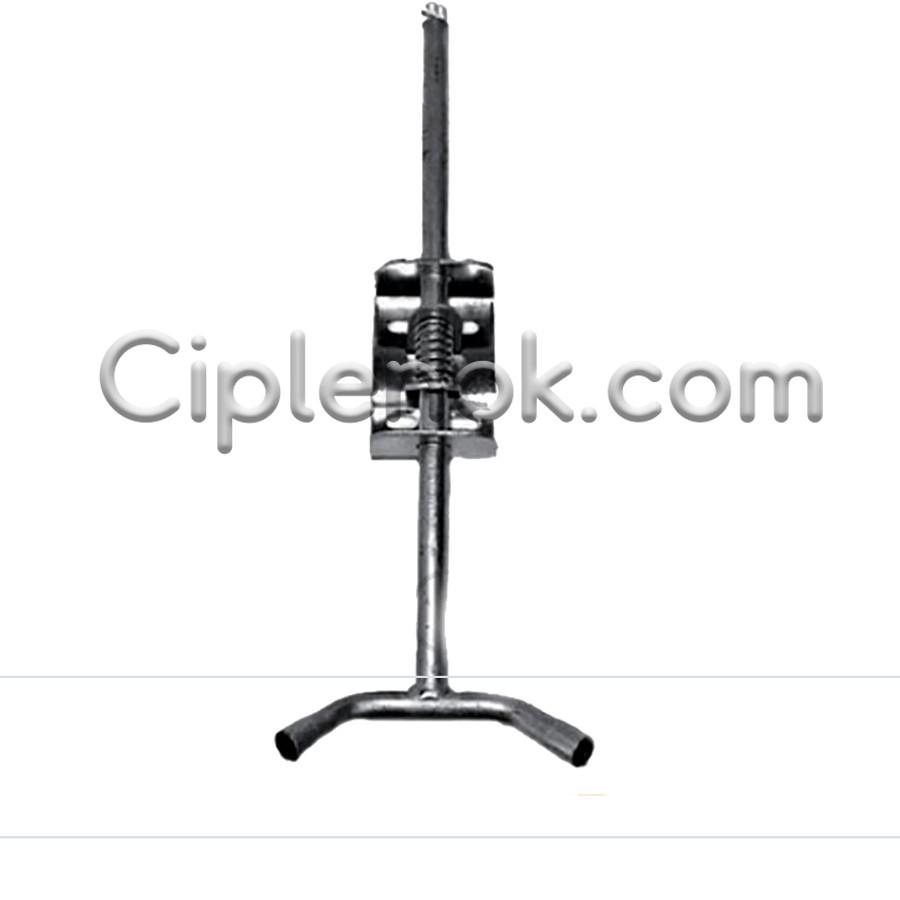 Крепление для 2-х поилок 60 гр. 1/2 с регулировкой высоты (КНП-5)