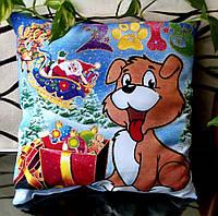 Эксклюзивные подарочные подушки к новогодним праздникам