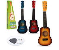 Гитара деревянная M 1369