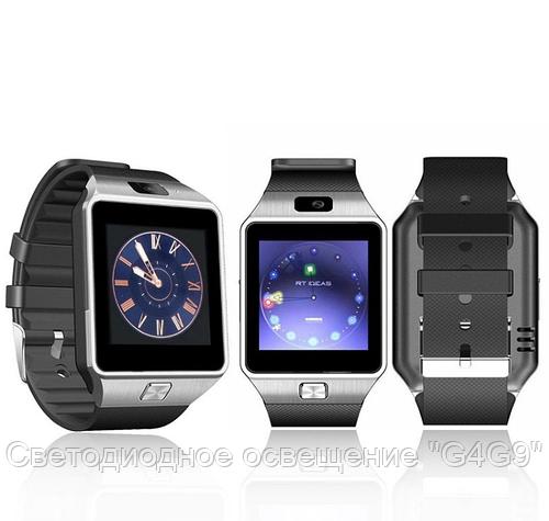 Смарт-часы DZ09 Silver