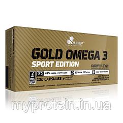 OLIMP Омега 3 Gold Omega Sport Edition (120 caps)
