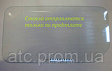 Стекло ЮМЗ МК заднее старая кабина (975х518) 45-6706012