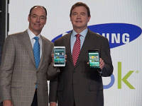 Samsung Galaxy Tab 4 Nook представлений офіційно