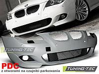 БАМПЕР BMW E60/E61 M-PAKIET (03-07) PDC