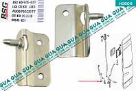 Направляющая двери задней Sprinter/Crafter 06- (нижняя)