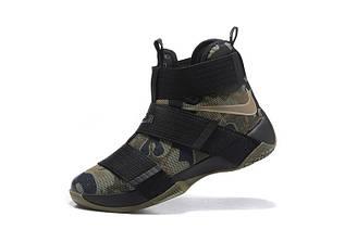 Кроссовки мужские Nike Lebron Soldier 10 / NKR-1147