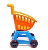Тележка для супермаркета детская. Визок