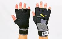 Перчатки-бинты внутренние гелевые EVERLAST Evergel Hand Wraps