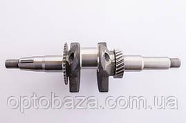 Коленчатый вал под резьбу (16 мм) для двигателей  6,5 л.с. (168F), фото 3