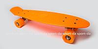 PENNY CLASSIC оранжевый с оранжевыми колесами