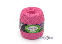 "Пряжа ""Candy-Yarn"" 100% акрил цвет Розовый"