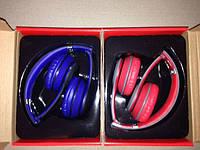 Наушники безпроводные bluetooth SH-019 FM/MP3/micro CD