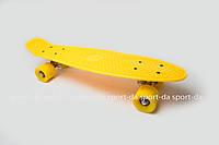 PENNY CLASSIC желтый с  желтыми колесами