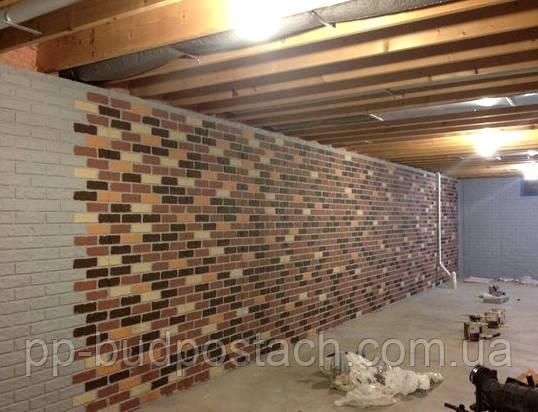Отделка стен кирпичом - гарантия отличной теплоизоляции