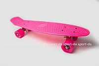 PENNY CLASSIC розовый с розовыми колесами