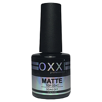OXXI Professional Matte Top (Velur) с липким слоем 8 мл