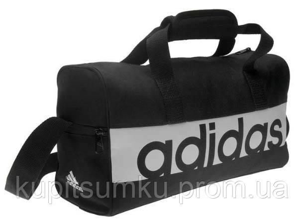 00cf3525 Спортивная сумка adidas Linear Team Bag , цена 1 427,14 грн., купить ...