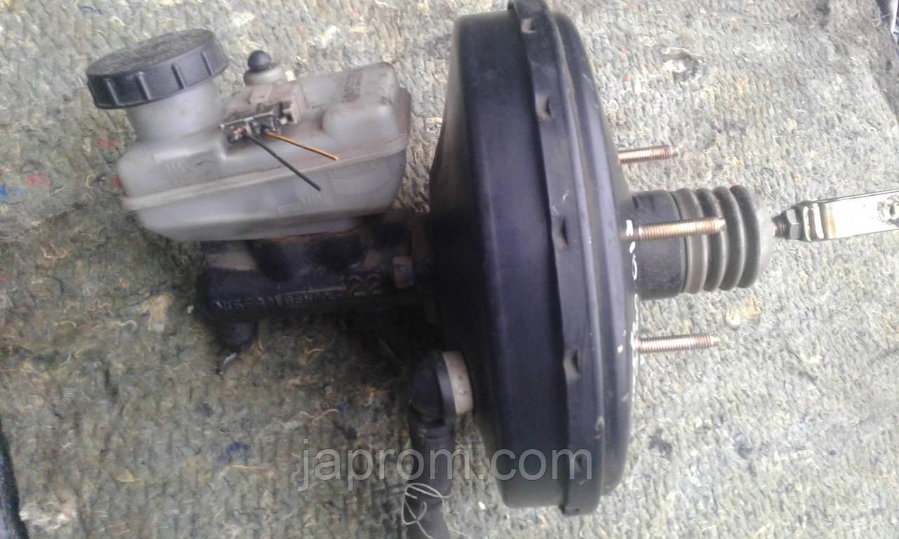 Вакуумный усилитель тормозов Nissan Primera P10 1990-95 г.в. узкий