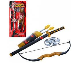 Ігровий набір Ніндзя Warrior Play Set