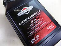 Масло Briggs & Stratton SAE 30 (США) 0,6 литра для 4-тактной техники