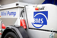 Машина для стяжек BMS WORKER N°1 FLUID MINI PUMP