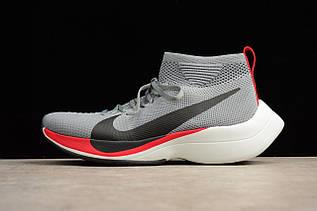 Кроссовки мужские Nike Zoom Vaporfly Elite / NKR-1460 (Реплика)