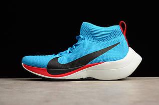 Кроссовки мужские Nike Zoom Vaporfly Elite / NKR-1461 (Реплика)