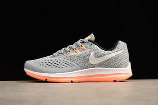 Кроссовки мужские Nike Zoom Winflo 4 / NKR-1492 (Реплика)