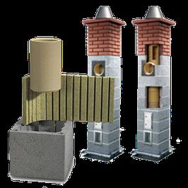 Керамические дымоходные системы Schiedel / Plewa