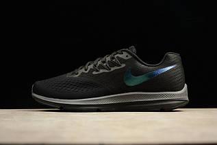 Кроссовки мужские Nike Zoom Winflo 4 / NKR-1493 (Реплика)