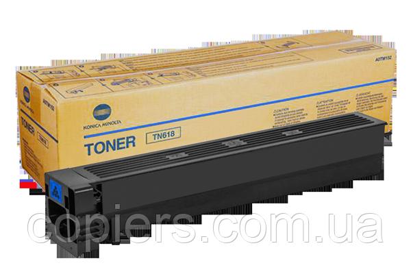 Тонер картридж TN618 Bizhub 552 652 оригинал, tn-618