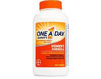 Мультивитамины для женщин 300шт. Women's Multivitamins One A Day Vitamins