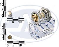 Термостат ВАЗ 1118-1119 Калина термоэлемент ПРАМО ОРИГИНАЛ