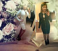 Женские теплые платья 36,38