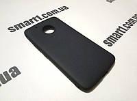Силиконовый TPU чехол JOY для Motorola Moto G5 черный