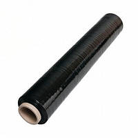 Стрейч стретч пленка черная упаковочная 500мм. 2,2кг.