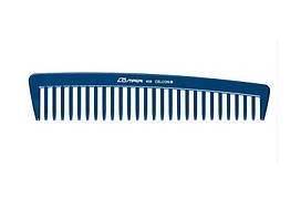 Comair Гребень для длинных волос 408 Blue Line