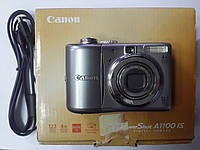 Фотоаппарат Canon PowerShot A1100 IS Silver
