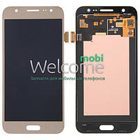 Дисплей Samsung SM-J500H Galaxy J5 Gold with touchscreen service orig